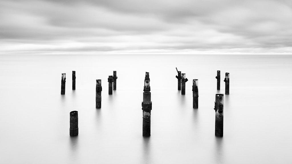 Black & White Works